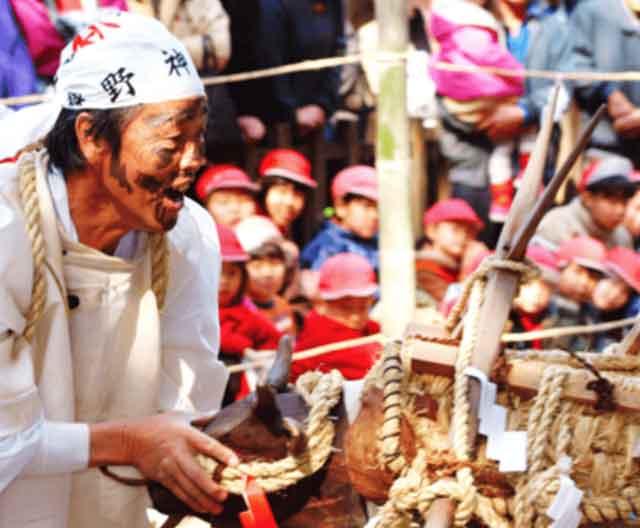 苗代田祭(ベブがハホ)